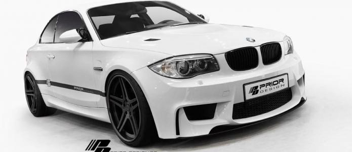 BMW 1 Series by Prior Design