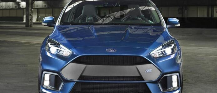 2015 Ford Focus RS