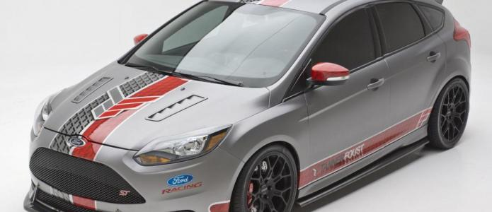 Ford Focus ST Tanner Foust Edition