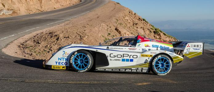 2013 Pikes Peak International Hill Climb