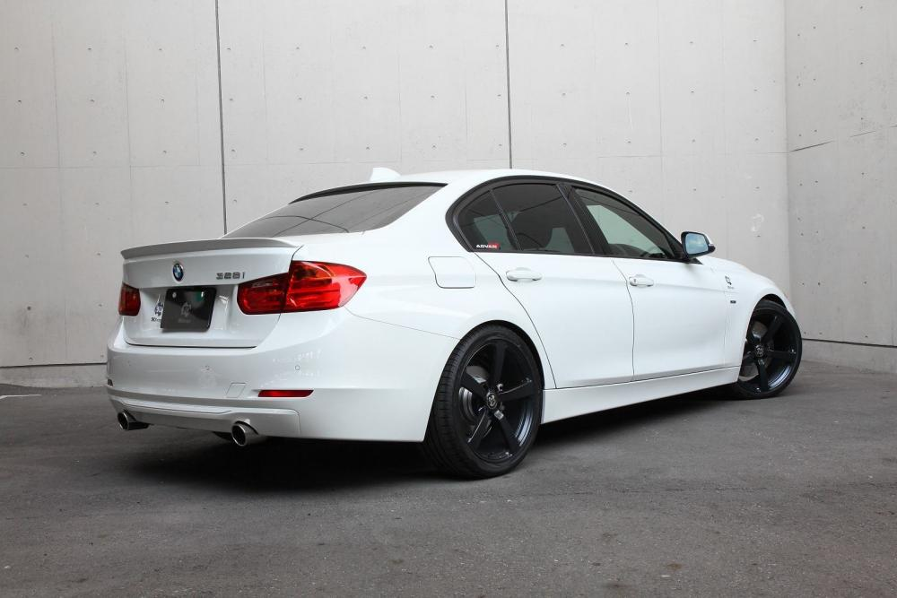 Bmw 3 series by 3d deisgn ps garage automotive design for Garage bmw 33