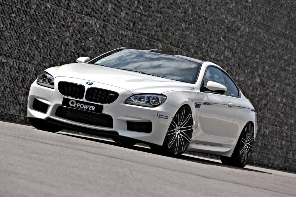 bmw m6 coupe f13 by g power ps garage automotive design rendering virtual tuning. Black Bedroom Furniture Sets. Home Design Ideas