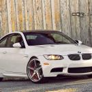 BMW M3 E92 on COR Axiom Wheels