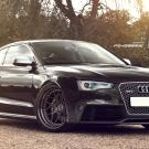 Audi RS5 on Brixton Wheels CM7