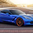 Chevrolet Corvette Stingray C7 on HRE S101