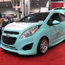 BSpec Mag - M2 Motoring Chevrolet Spark by Matthew Law