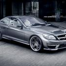 Mercedes-Benz CL63AMG on Brixton Wheels S60
