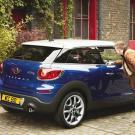 2013 Mini Paceman Crossover Coupe