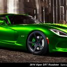 2014 SRT Viper Roadster Speculative