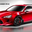 2012 Top Tuner Scion FR-S