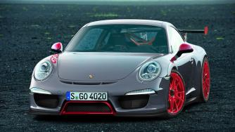 2013 Porsche 911 GT3 RS Speculative Render