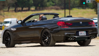 2013 - BMW M6 Cabrio - Speculative render by PS-G Exclusive