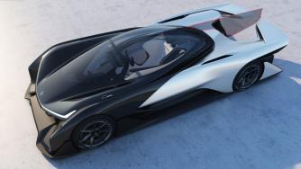 2016 Faraday Future FFZERO1