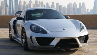 Porsche Cayman Alpha 1 by Royal Customs