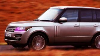2013 Range Rover Speculative Render