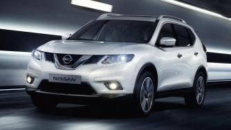 2014 Nissan X-Trail Revealed