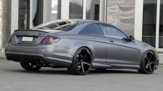 Mercedes CL65 AMG Grey Stone by Anderson Germany