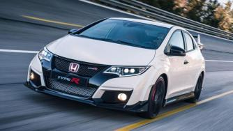 2016 Honda Civic TypeR
