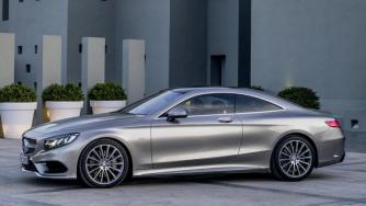 Mercedes-Benz S-Klasse Coupe