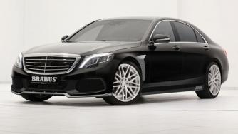 2013 Mercedes Benz S-Class by Brabus