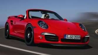 2013 Porsche 911(991) Turbo Cabriolet Speculative render