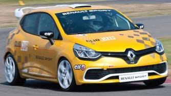 2013 Renault Clio Cup