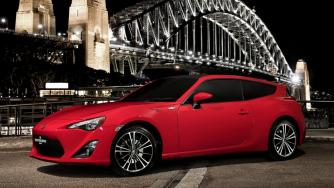 Toyota GT-86 Shooting Brake Concept