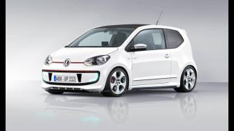 2012 Volkswagen Up! GTI Speculative Render