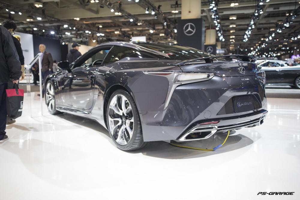 2019 Canadian International Auto Show - 2020 Lexus LC500