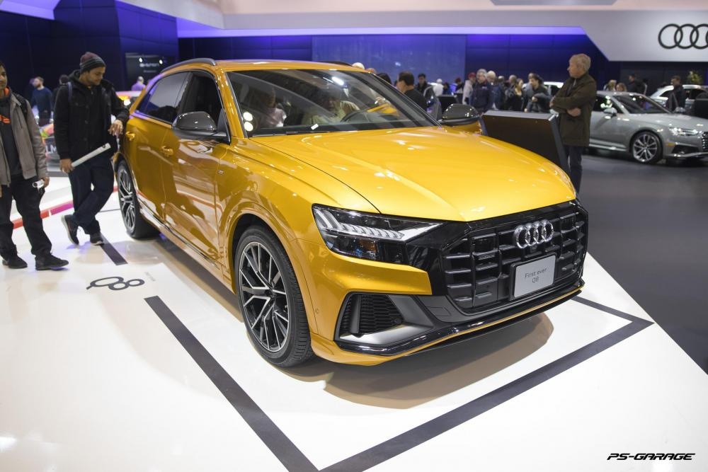 2019 Canadian International Auto Show - 2020 Audi Q8