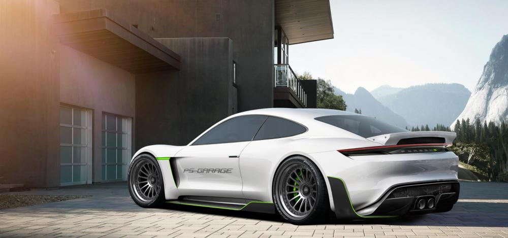 Team Project: Porsche Mission E