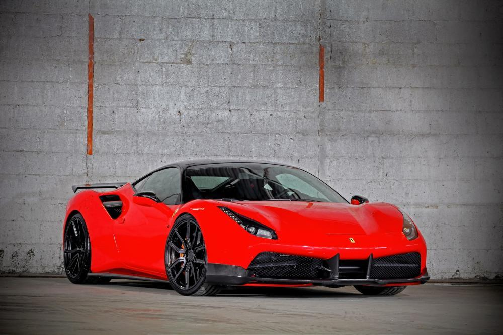 Ferrari 488 GTB by VOS Germany