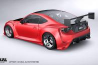 ML24 Version 2 Scion FRS Toyota 86 Wide Body Kit Official Release