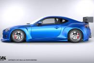 2013-2016 Subaru BRZ Wide Body Kit by ML24 Design
