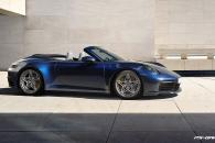 Ps-Garage Wheel Design and Rendering Services Porsche 911 Cabrio