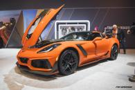 2019 Canadian International Auto Show - 2020 Chevrolet Corvette ZR1