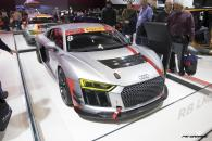 2019 Canadian International Auto Show - Audi R8 Race Car