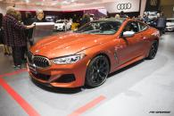 2019 Canadian International Auto Show - 2020 BMW 8-series Coupe