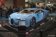 2019 Canadian International Auto Show - Lego Bugatti Chiron