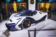 2019 Canadian International Auto Show - Devel Sixteen