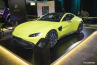 2019 Canadian International Auto Show - Aston Martin Vantage