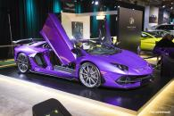 2019 Canadian International Auto Show - Lamborghini Aventador SVJ