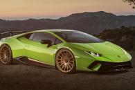 Ps-Garage Wheel Design and Rendering Services 2018 Lamborghini Huracan Performante