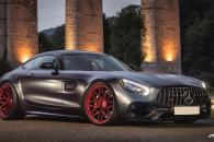 Ps-Garage Wheel Design and Rendering Services 2018 Mercedes-AMG GT