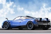 Pagani Huayra Pearl One-Off version